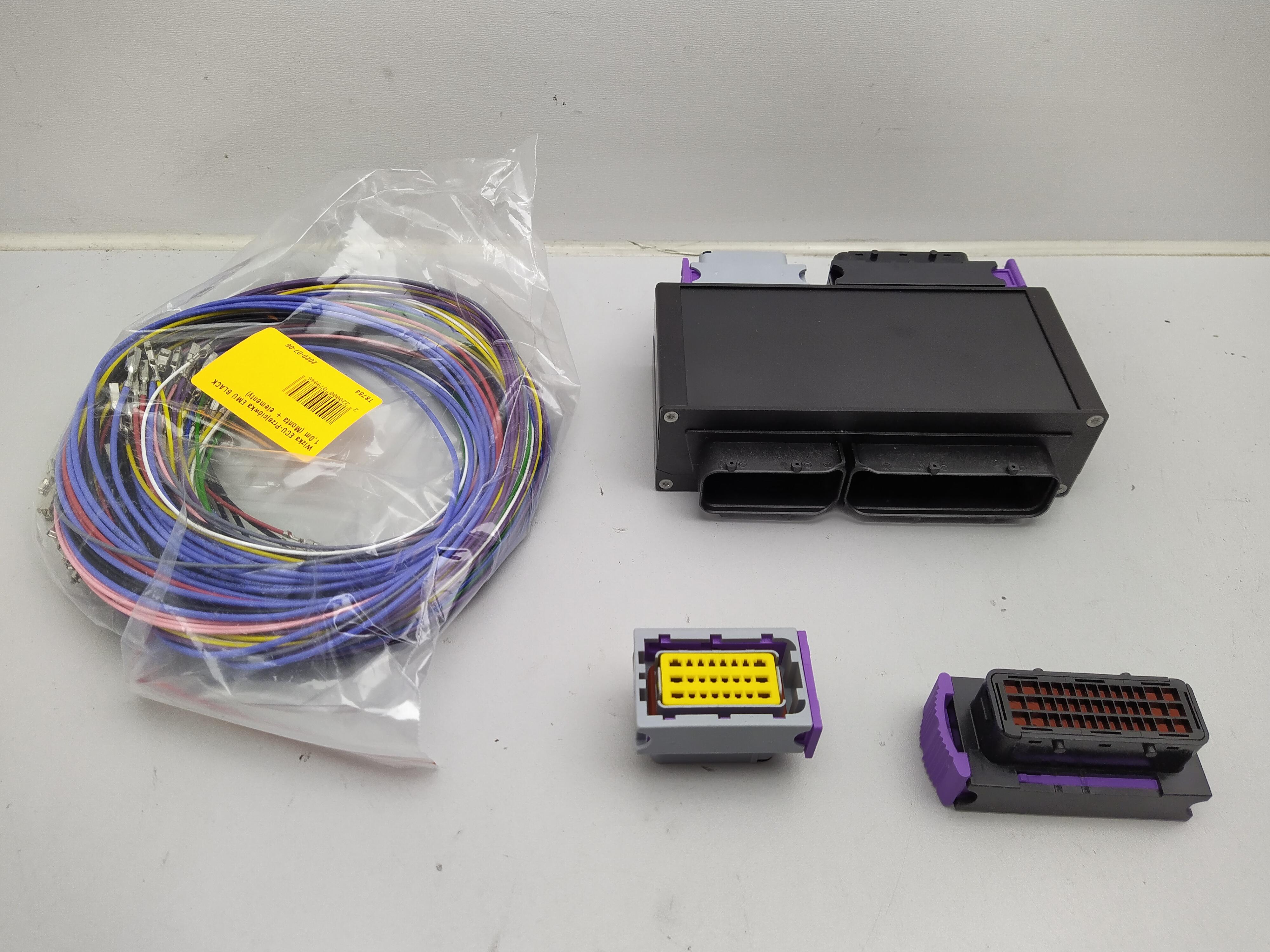 AUDI 1.8T BAM 225 PS Plug&Play-Adapter Ecumaster EMU BLACK