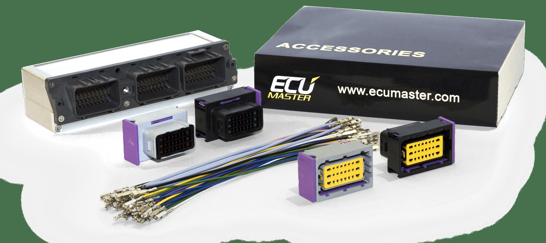 AUDI RS4 B5 2,7 Bi-Turbo - Plug&Play-Adapter für Ecumaster EMU BLACK
