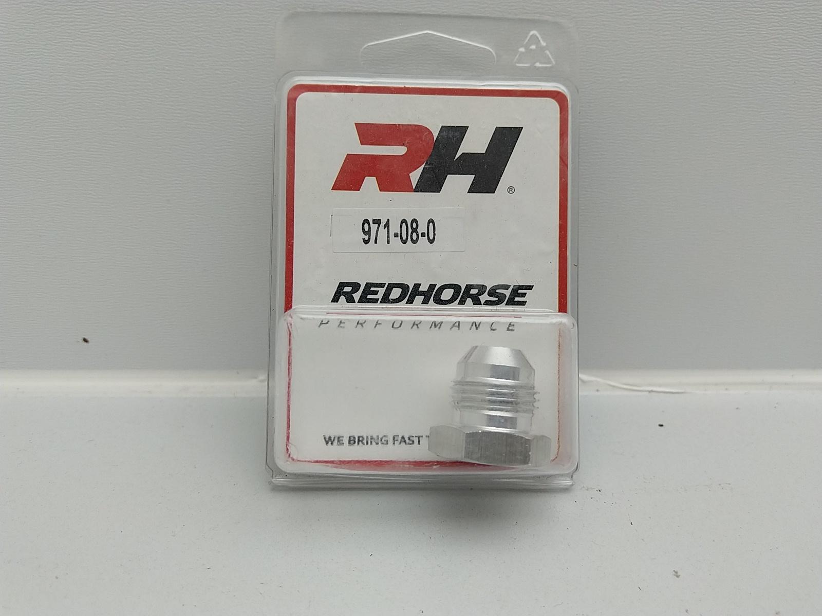 REDHORSE Dash 8 AN Anschweißflansch Aluminium