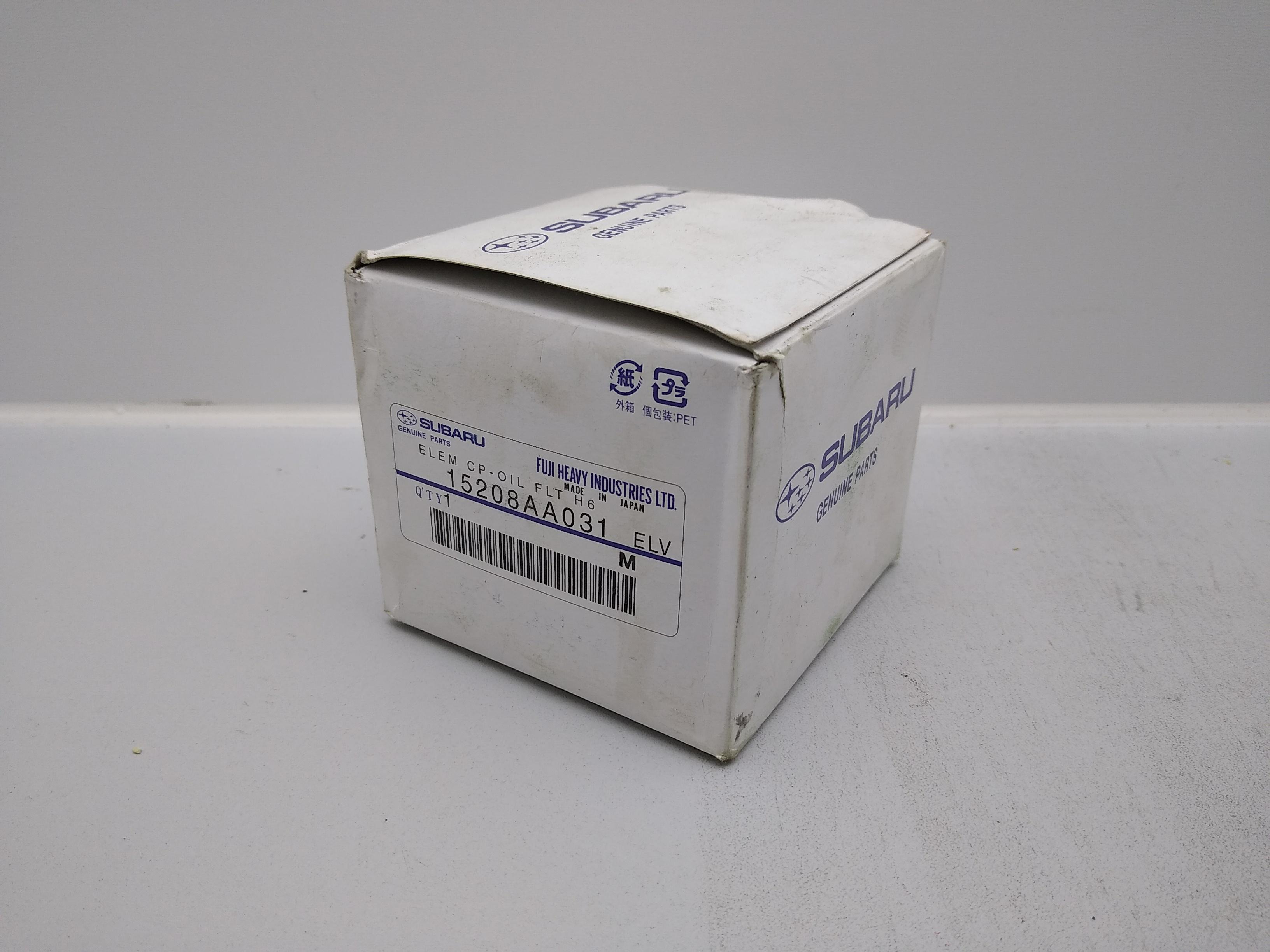 Subaru OEM Ölfilter 15208AA031 H6 EG33